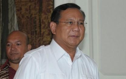 Peneliti LSI: Elektabilitas Prabowo naik, Jokowi cenderung turun