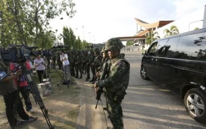 Kudeta Militer Thailand Dikecam Dunia
