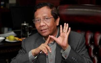 Mahfud MD  Yakin Pasangan Prabowo-Hatta Bakal Menang