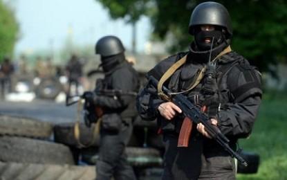 Perang Terbuka di Bandara Donetsk, Setidaknya 30 Milisi Pro-Rusia Tewas