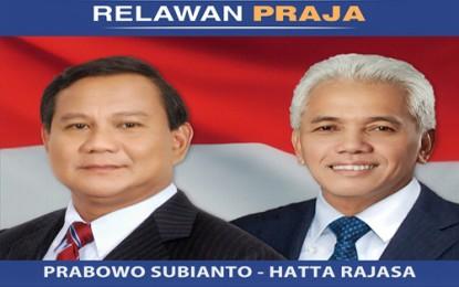 Aktivis 98 Sulut Dukung Prabowo-Hatta