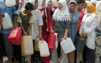 ESDM Usul 35 Ribu Liter MT Jelang Ramadhan