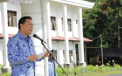 Wali Kota Eman : KORPRI Harus Kerja Keras
