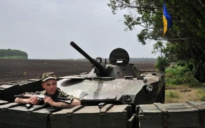 Pesawat Angkut Ditembak Jatuh, 49 Tentara Ukraina Tewas