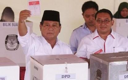 Hari Ini, Prabowo Kampanye Perdana di Bandung