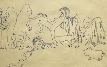 Puisi dan Kartun Karya John Lennon Dilelang