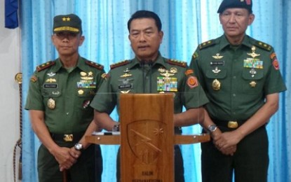 Soal Kasus Babinsa, Panglima TNI Siap Bertanggung Jawab