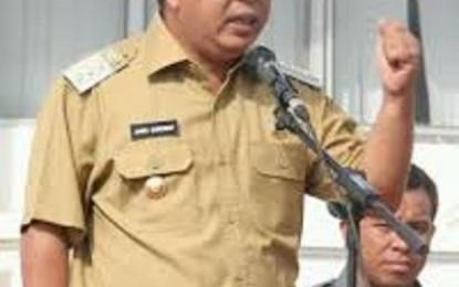 Bupati Sumendap 'Kuliahi' TTG Samarinda