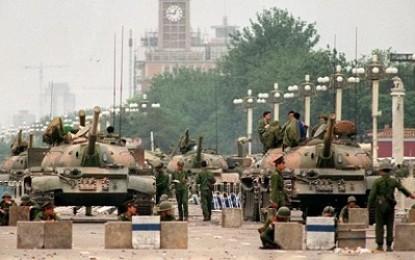 Miao Deshun, Tahanan Tiananmen Terakhir