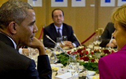 G-7 Peringatkan Rusia tentang Ukraina