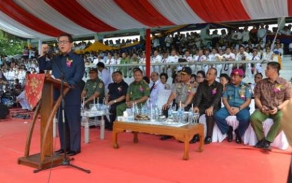 Gubernur Ajak Jemaat GPdi Sukseskan Pilpres