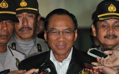 Jero Wacik: Prabowo-Hatta tidak suruh 'cobloslah saya'