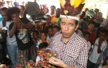 Marzuki: Jokowi Panik