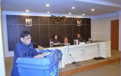 SKPD Pemprov Sulut Wajib Tingkatkan Kualitas Pelayanan Publik
