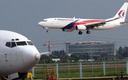 Perusahaan Satelit Inggris Tunjukkan Lokasi MH370