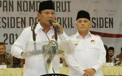 Prabowo-Hatta Targetkan 2019 Seluruh Desa Teraliri Listrik