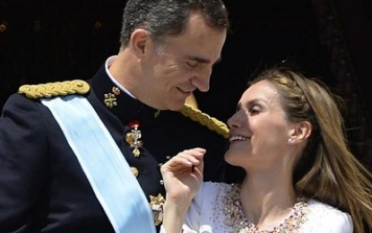 Letizia Ortiz, Cucu Sopir Taksi yang Jadi Ratu Spanyol