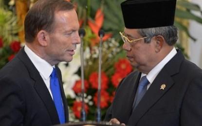 Wartawan Indonesia Rekam Pembicaraan PM Abbott dan SBY