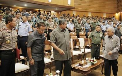SBY Marah Disebut Presiden Kapal Karam