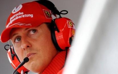 Schumi Pahlawan Abadi Ferrari