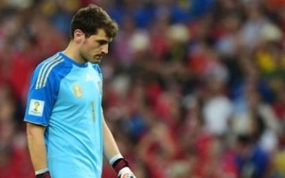Spanyol, Juara Bertahan yang Tersingkir Paling Cepat