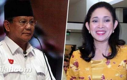 Dukungan Prabowo-Titiek Rujuk Makin Menguat