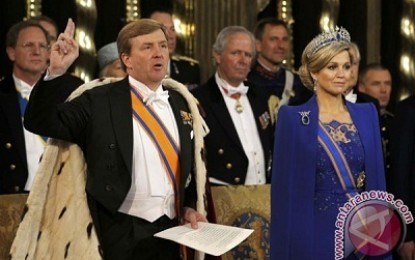 Raja Belanda akan temui keluarga korban MH17