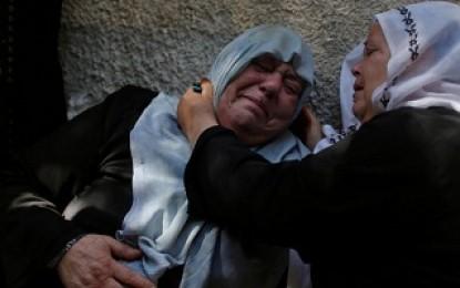 Korban Jiwa  di Gaza Capai 1.030 Orang