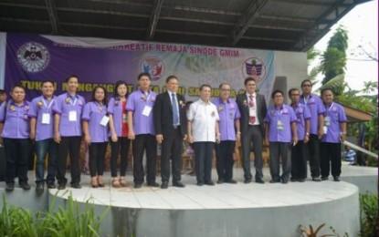 Gubernur Sulut Hadiri Perkemahan Remaja GMIM