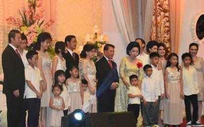 Kel Sarundajang Laoh Tambuwun Rayakan Pernikahan Ke 45