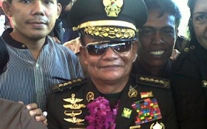 Sang Jendral Bintang Lima Digelandang ke Polisi