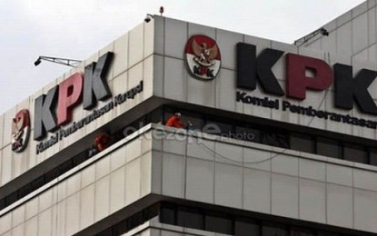 KPK Siap Jerat 15 Kepala Daerah Penyuap Akil