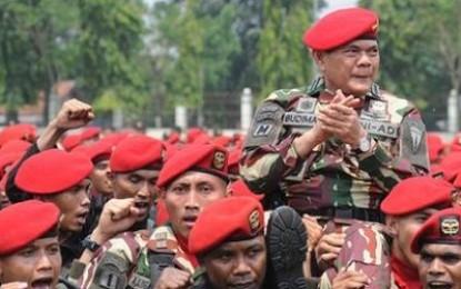 KSAD TNI Budiman Mendadak Dicopot