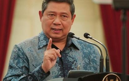 SBY: Bocoran WikiLeaks cemarkan Megawati dan saya