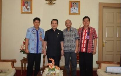 Gubernur Apresiasi Kehadiran SMA Olahraga di Sulut