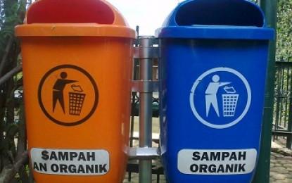 BLH Sulut Salurkan 220 Tong Sampah
