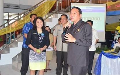 Bank Sulut Cabang Tomohon Tarik Undian Berhadiah