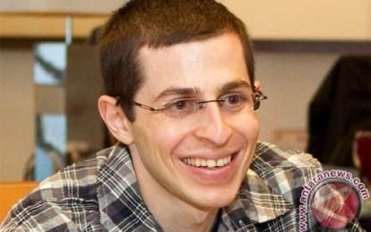 Tentaranya diculik, Israel ulang kasus Gilad Shalit