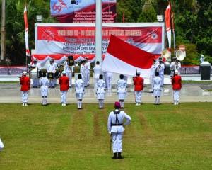 HUT Kemerdekaan RI Tingakat Provinsi Sulut Berlangsung Hikmat.