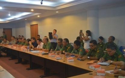 Gubernur Minta Secepatnya Tuntaskan Lahan Tol Manado-Bitung