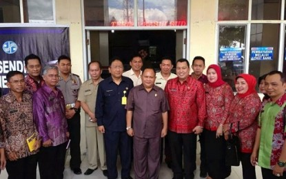 Dipenda Kalbar Study di UPTD Manado