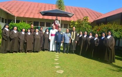 Biara Karmel Dapat Tanah Hibah dari Gubernur