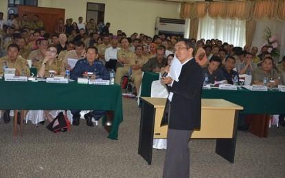 KPK Sarankan Pemda Berani Tegakkan APBD Pro Rakyat