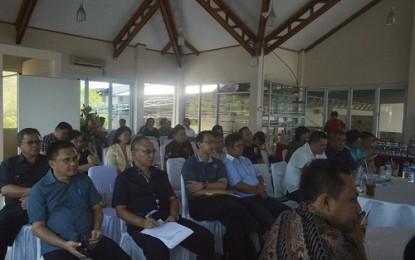 FGD Kumpul Pakar Ekonomi Bahas Potensi SDA Sulut