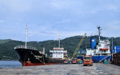 Jalur Pelayaran Bitung-Gen San Dibuka Kembali