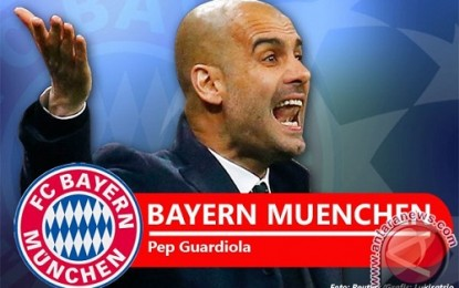Pep Guardiola marah