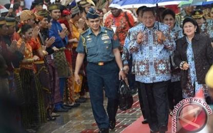 """Presiden menuju Manokwari setelah """"Sail Raja Ampat"""""""