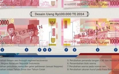 Sah, Inilah Uang NKRI yang Diterbitkan pada 17 Agustus