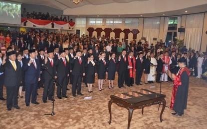 Usulan Pimpinan DPRD Diharapkan Segera Dimasukan