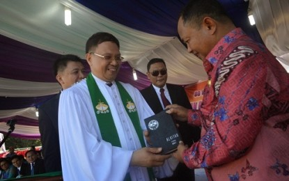 GMIM Diharap Menjadi Komunitas Gereja Mandiri